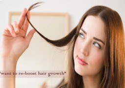 Want to Re-boost Hair Growth?