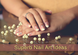 Superb Nail Art Ideas